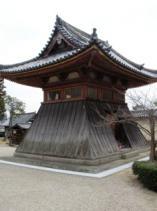 法華寺 鐘楼