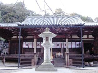 霊山寺 本堂2