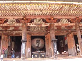 金峯山寺 本堂2