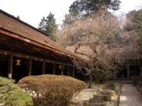 吉野水分神社 拝殿