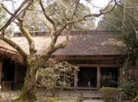 吉野水分神社 幣殿