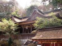 吉野水分神社 本殿