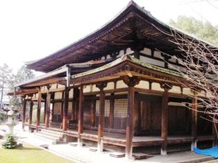 法界寺 阿弥陀堂2