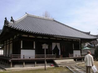 法界寺 本堂