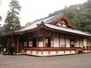 観心寺 金堂
