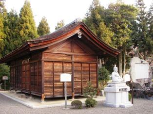 苗村神社 神輿庫