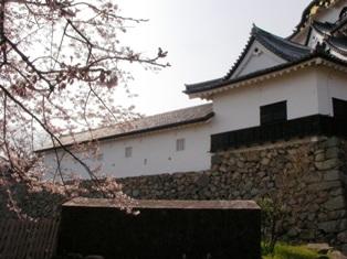 彦根城 附櫓及び多聞櫓