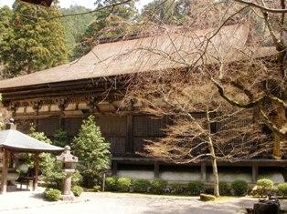 金剛輪寺 本堂