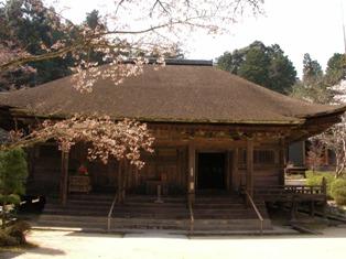 長寿寺 本堂
