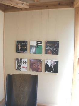 壁・レコード2