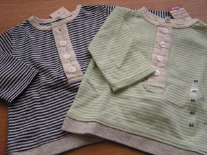 ボーダーTシャツ・2