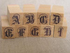 アルファベット・2