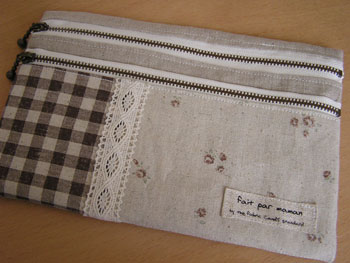 WZip pouch・2