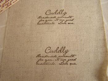 cuddlyスタンプ(2)・2