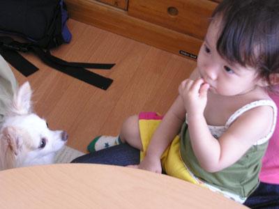 ななちゃんとムンちゃん・2