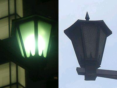 銀座通り 街灯