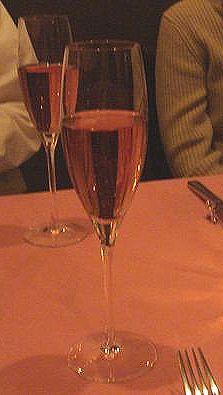 りんごの絆 シャンパン