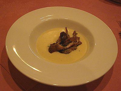 りんごの絆 スープ