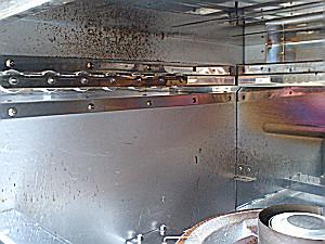 立体炊飯器レール