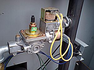 立体炊飯器電磁弁ガバナ