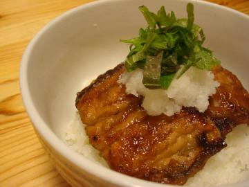 さんまの蒲焼丼2