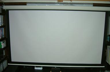 キクチ 80インチスクリーン(シアターグレイ・アドバンス)