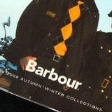 Barbourからのスタイル提案?
