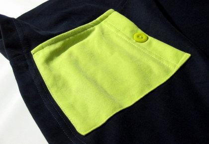 RaphaのFIXED. T/左後ろのポケット。
