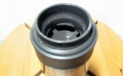 THERMOS(サーモス)ケイタイマグJMK-350の飲み口。
