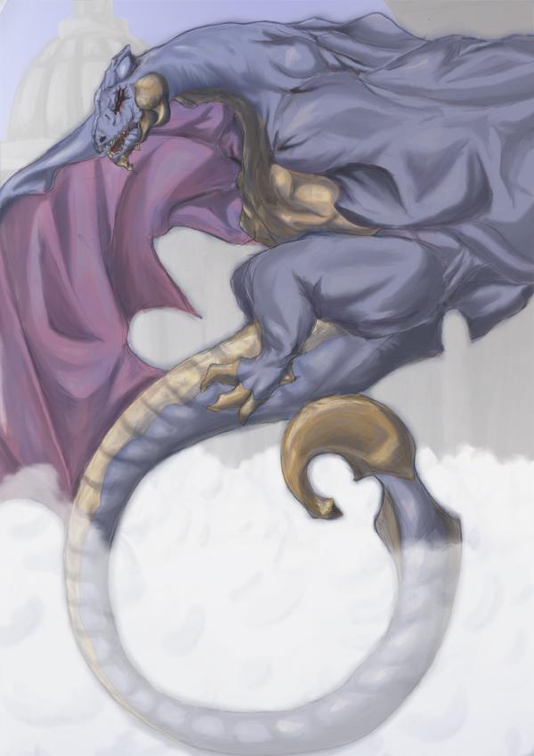 bドラゴン