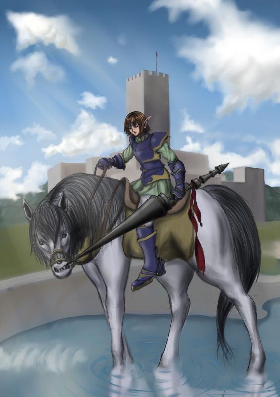 この馬は、サラブレッドの歴史を・・・
