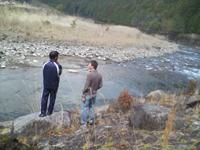 ひがしのさんと川