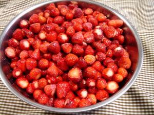 砂糖イチゴ