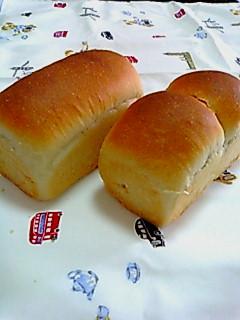 ミニマム食パン
