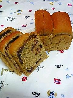 コーヒー餡子食パン