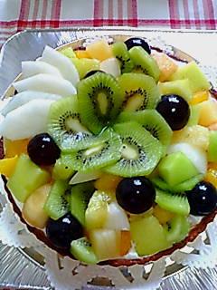710お誕生日ケーキ