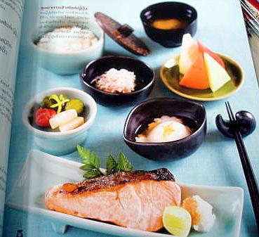 タイの日本食