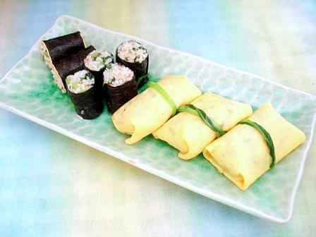 広東菜寿司