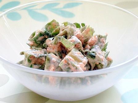 四角豆豆腐ソース2