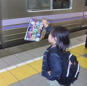 2008年3月23日渋谷駅