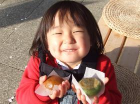 2008年3月31日饅頭
