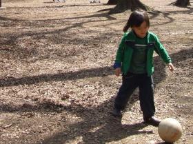 2008年4月5日サッカー3