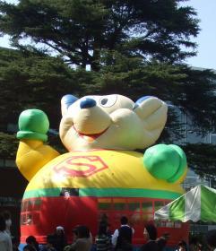2008年4月6日バルーン