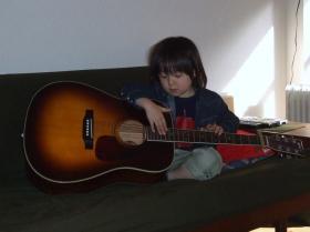 2008年4月6日ギター