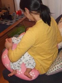 2008年4月15日母子