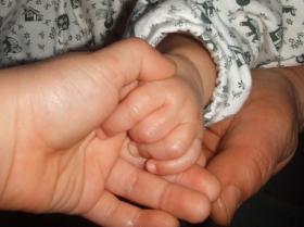 2008年4月15日握手