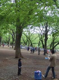 2008年4月19日大道芸1