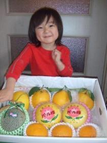 2008年5月3日果物