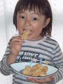 2008年5月18日お団子