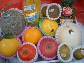 2008年5月20日彩果園・フルーツ詰め合わせ